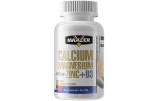 Calcium Zinc Magnesium + D3