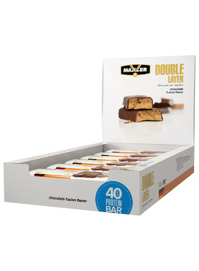 Double Layer Bar (Шоколадный Фьюжн)