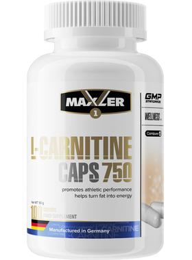 L-Carnitine Caps 750 mg