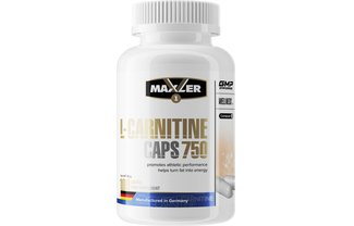 L-Carnitine Caps 750 mg
