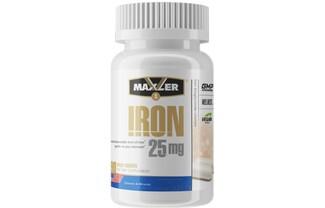 Iron 25 mg (железо)