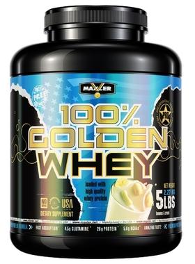 100% Golden Whey