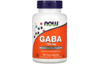 GABA 750 мг