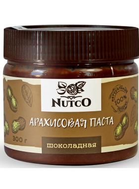 Арахисовая паста шоколадная