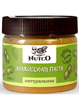 Арахисовая паста натуральная