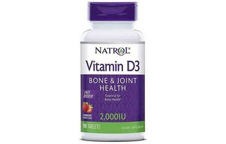 Vitamin D3 2000 Fast Dissolve