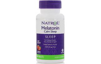 Melatonin 6 мг (жевательный)