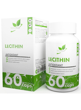 Lecithin (Соевый лецитин)
