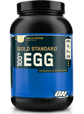 100% Egg Protein