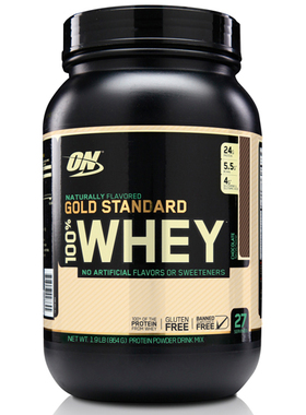 100% Whey Gold Standard Natural