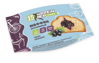 Маффин протеиновый с пониженной калорийностью