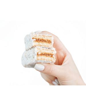 Ламингтон «Milky» (без сахара)