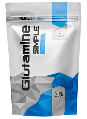 Glutamine Simple
