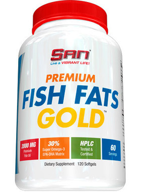 Premium Fish Fats Gold