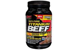 100% Pure Titanium Beef