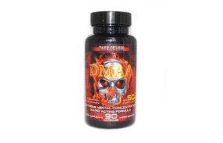 DMAA (1,3 диметиламиламин) 50 мг