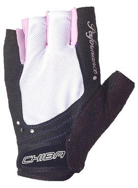 Перчатки Lady Air белый/розовый