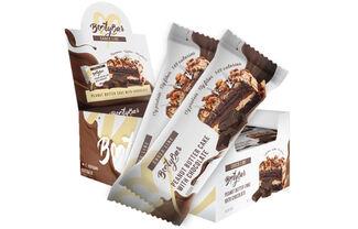 BootyBar standart (Арахисовый торт с шоколадом)
