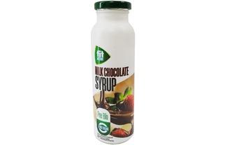 Сироп Молочный шоколад (пребиотик, стевия)