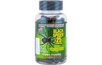 Black spider 25 ECA