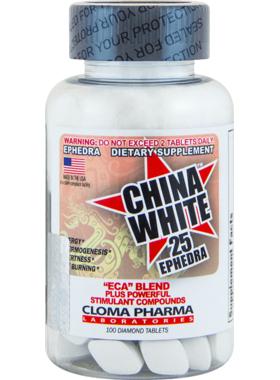 Для женщин China white 25