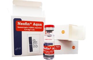 Гормон роста Neofin Aqua
