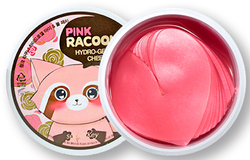 Гидрогелевые патчи для глаз Pink Racoony Hydro Gel and Cheek Patch