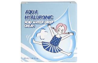 Увлажняющий гиалуроновый крем для лица Aqua Hyaluronic Acid Water Drop Cream