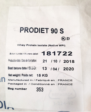 Изолят сывороточного белка Prodiet 90S