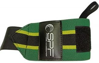 Бинты кистевые 45 см. SPF-45-4 Зелено-черные