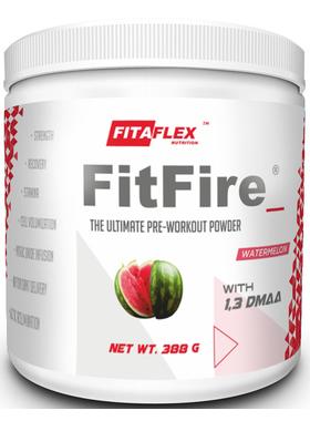 Предтренировочный комплекс Fit Fire