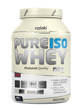 Pure Iso Whey 2lb