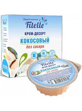 """Крем-десерт """"Кокосовый"""""""