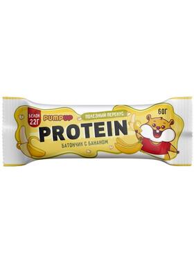 Протеиновый батончик с бананом