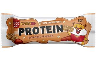 Протеиновый батончик с арахисом