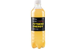 Лимонад с энергетиком  лимон-лайм (карнтин, гуарана, кофеин)