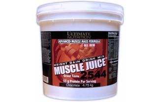 Muscle Juice