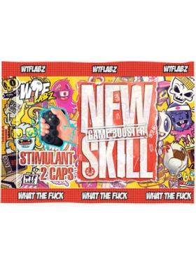 NEW SKILL  (stimulant) 2 caps