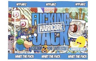 Пробник FUCKING JACK HARDCORE