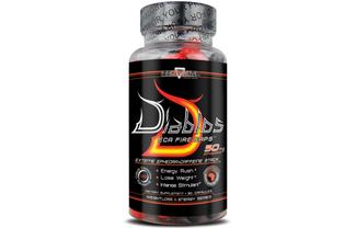 Diablos ECA Fire 50 mg EPHEDRA