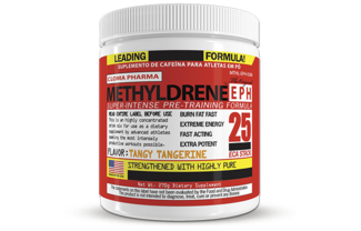 Предтрен Methyldrene EPH